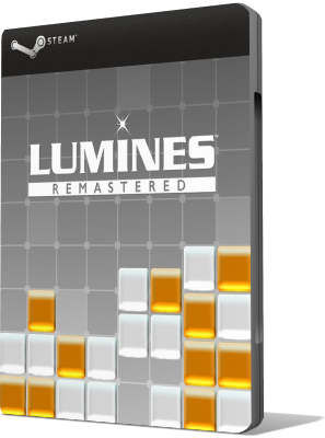 [PC] LUMINES REMASTERED - Update v1.02 (2018) - SUB ITA