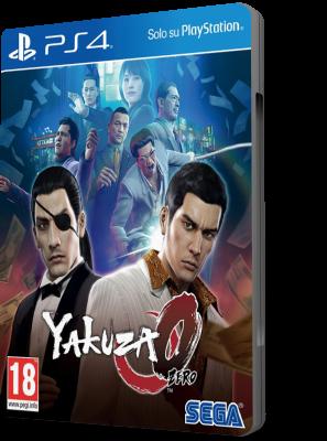 [PS4] Yakuza 0 (2017) - JAP SUB ENG