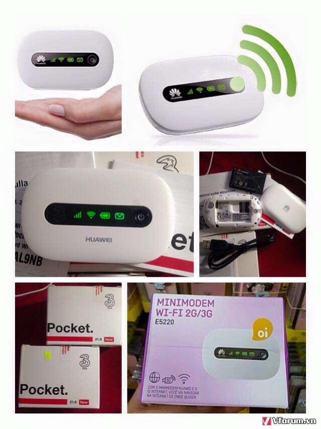 Phát Wifi 3G/4G Di Dộng Chính Hãng Và Sim Data 3G/4G Chất Lượng Giá Rẻ - 19