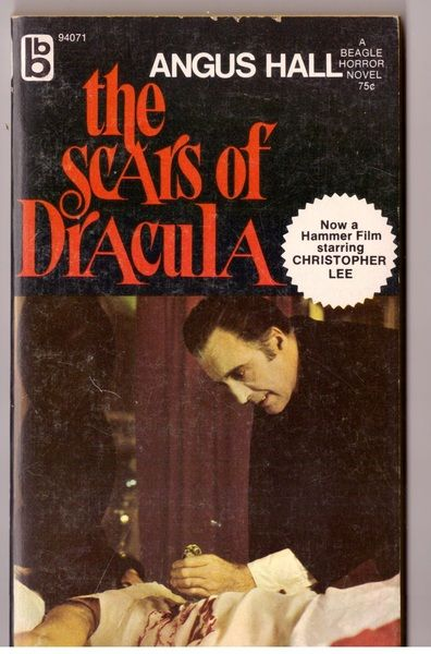 The Scars of Dracula, Hall, Angus