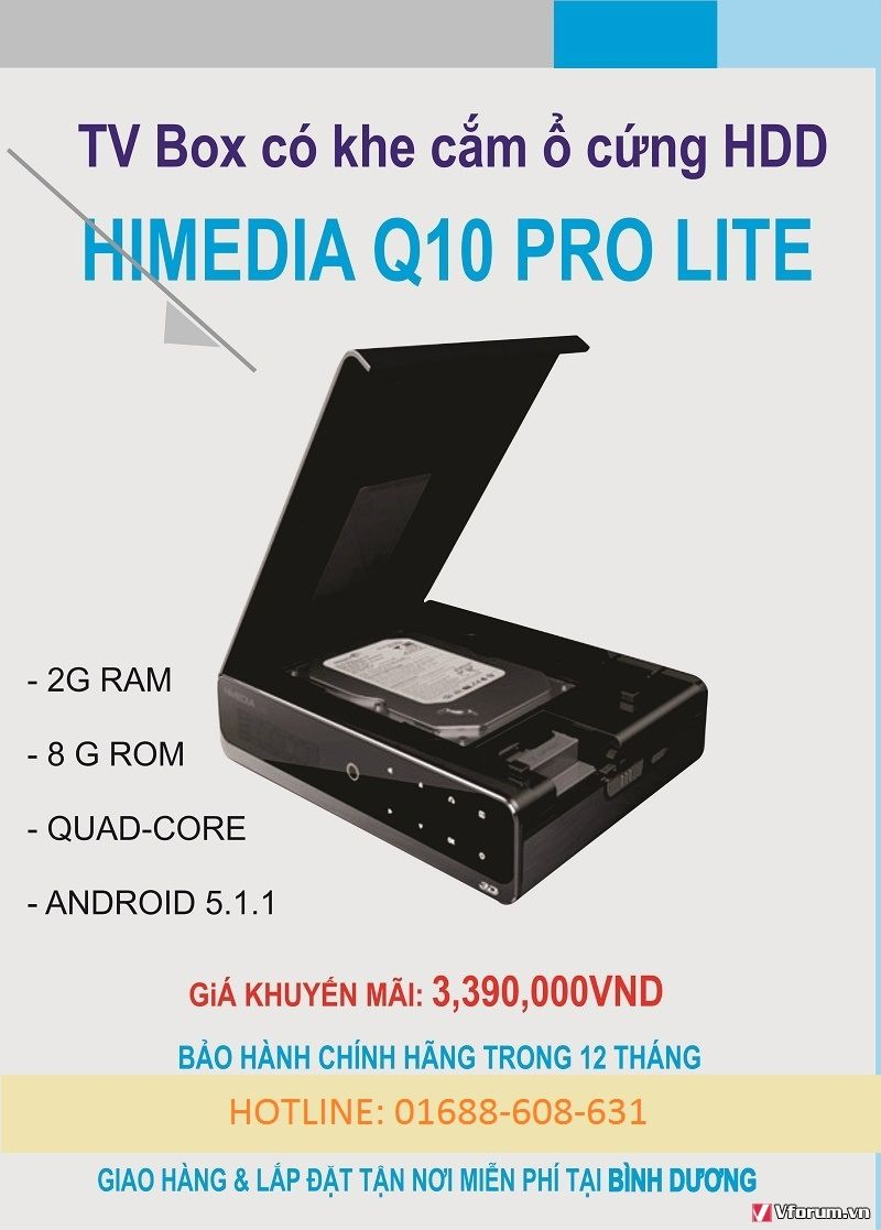 Khuyến mãi khi mua ti vi box tặng ngay USB 8GB - 164727