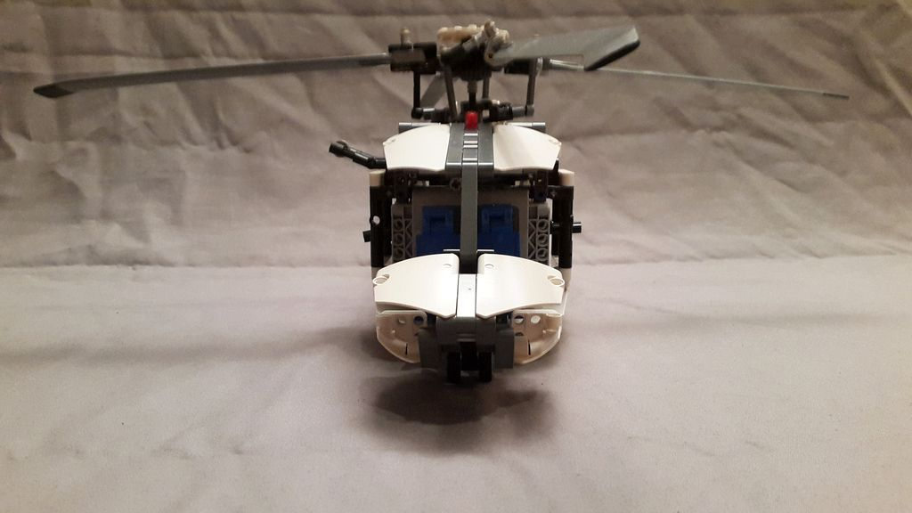 Moc Aw 169 Helicopter Us Navy Edition Lego Technic And Model