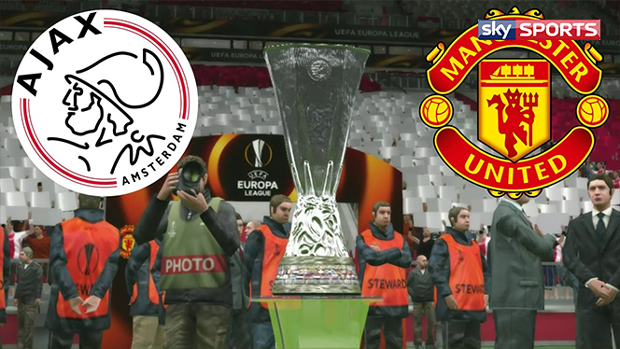 Ajax vs Manchester United ( England)