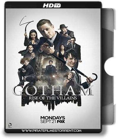 Gotham 2ª Temporada