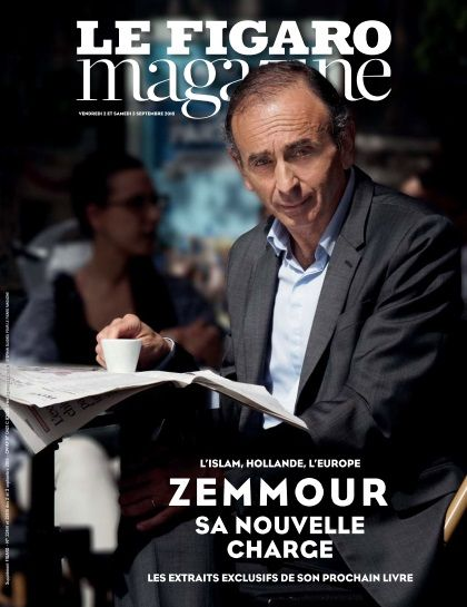 Le Figaro Magazine - 2 Septembre 2016