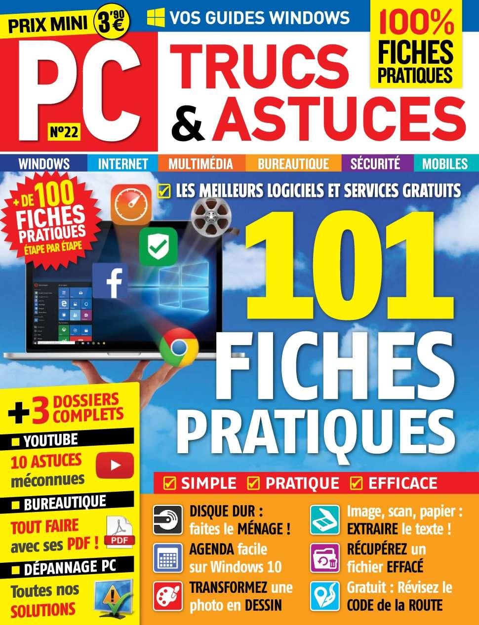 PC Trucs et Astuces 22 - Fevrier/Mars 2016