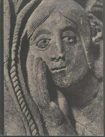 Gislebertus: Sculptor of Autun, Denis Grivot; George Zarnecki