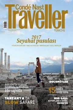 Conde Nast Traveller Dergisi - Aralık / Ocak 2016 / 2017 PDF indir
