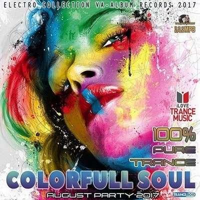 VA - Colorfull Soul 100% Pure Trance (2017)