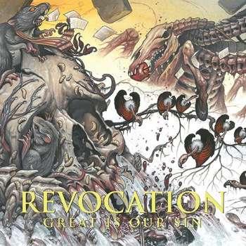Revocation - portada