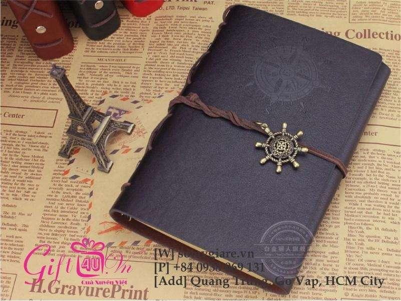 Xưởng Gia Công Sổ Bìa Da Handmade uy Tín và Chuyên Nghiệp tại HCM