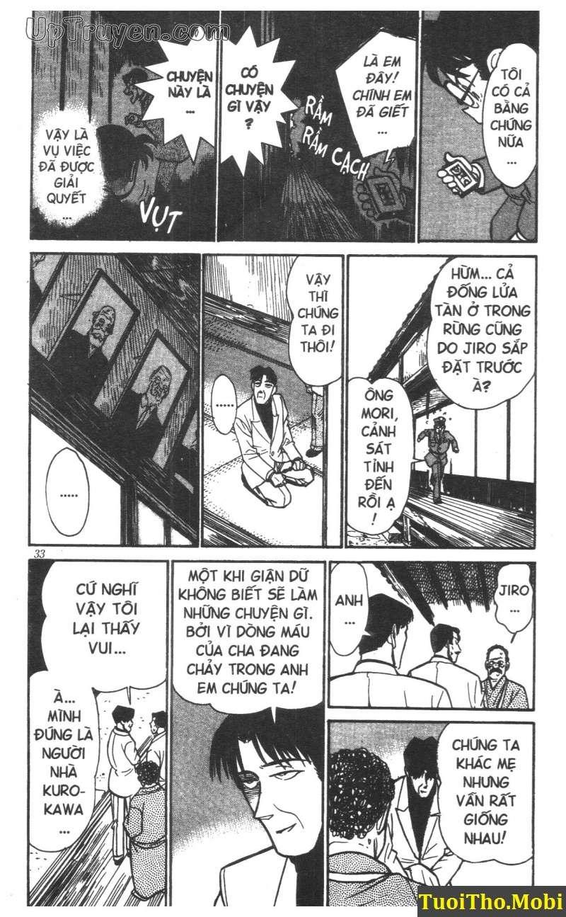 đọc truyện Conan bộ đặc biệt chap 10 trang 28