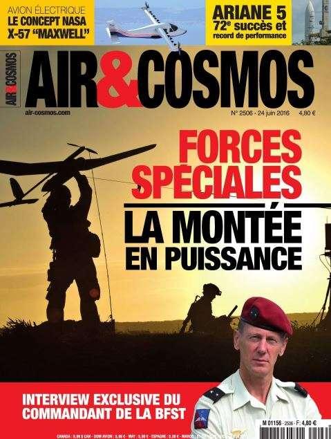 Air & Cosmos - 24 Juin 2016