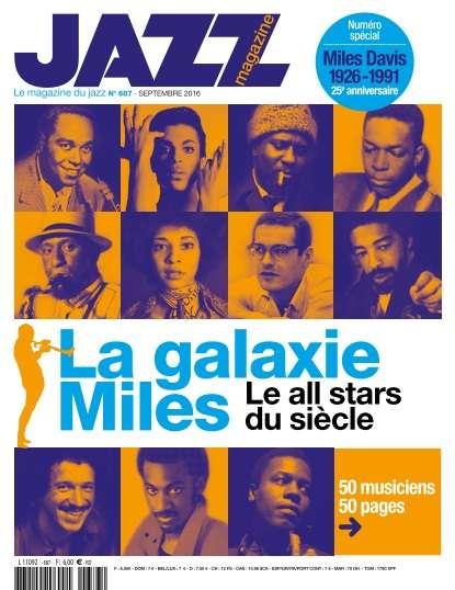 Jazz Magazine - Septembre 2016