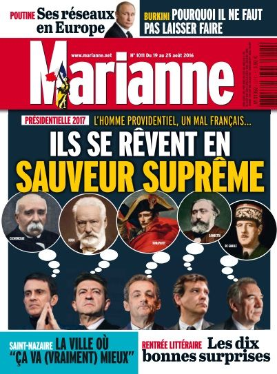 Marianne - 19 au 25 Août 2016