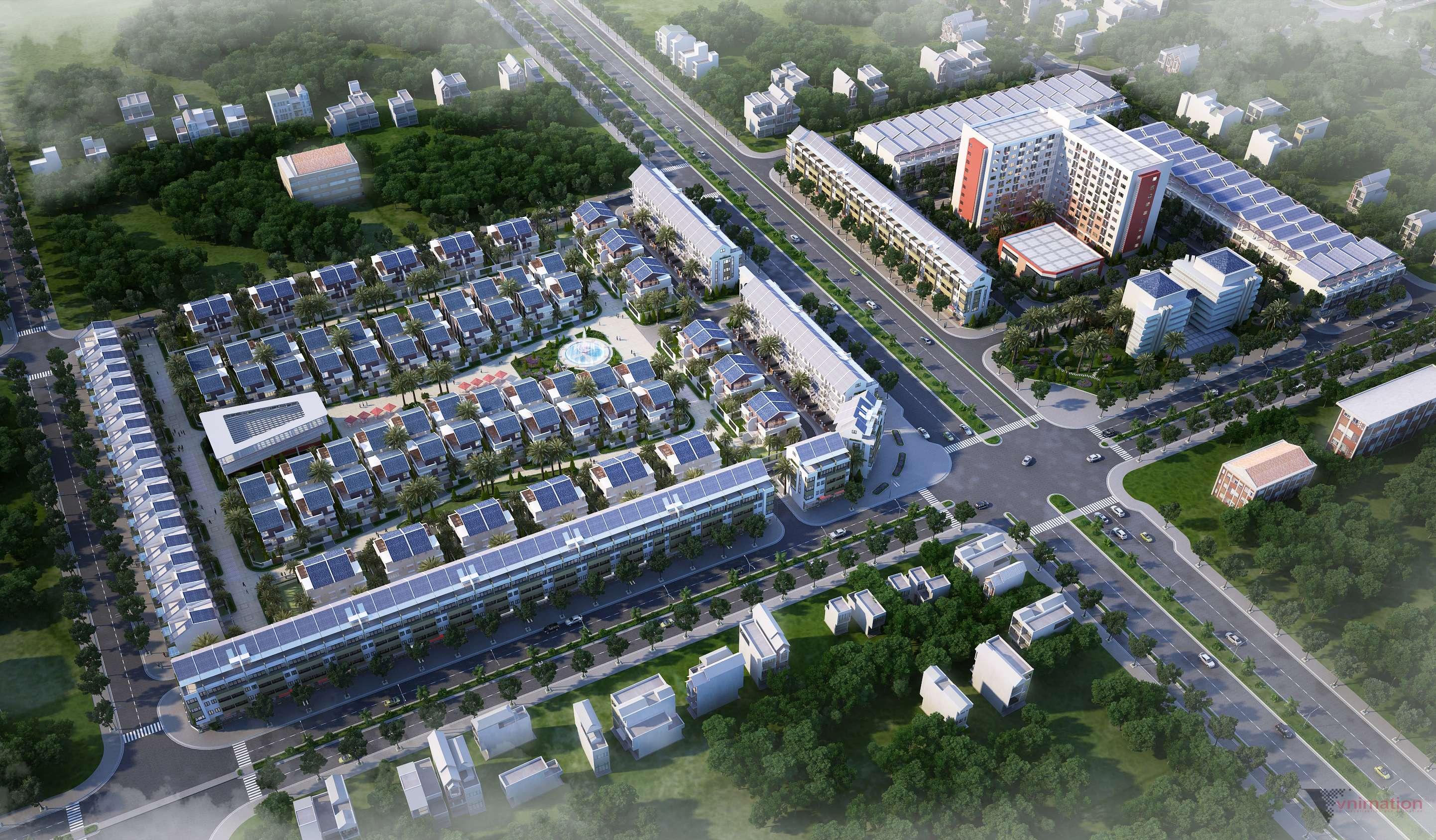 Quy hoạch chi tiết khu B Bắc Ninh