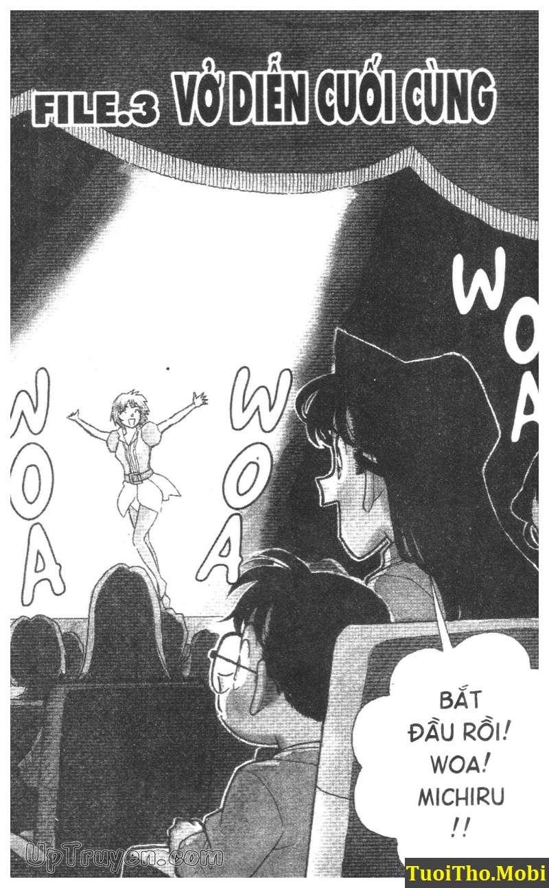 đọc truyện Conan bộ đặc biệt chap 3 trang 1