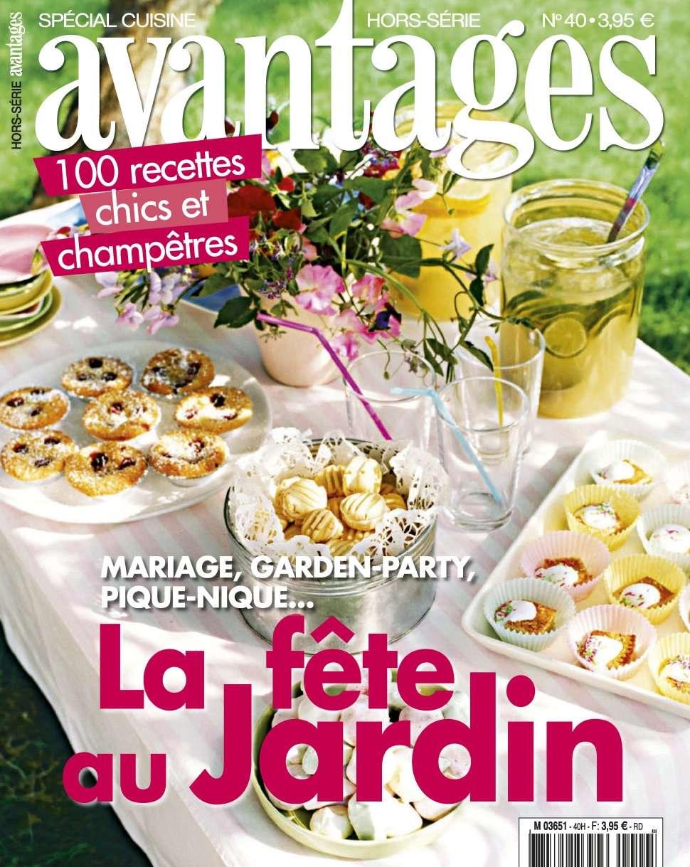 Avantages Hors-Série 40 - Special Cuisine 2016