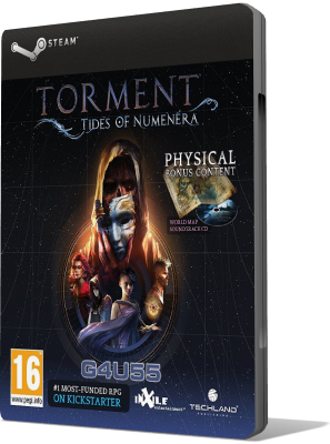 [PC] Torment: Tides of Numenera - Update v1.0.2 (2017) - ENG