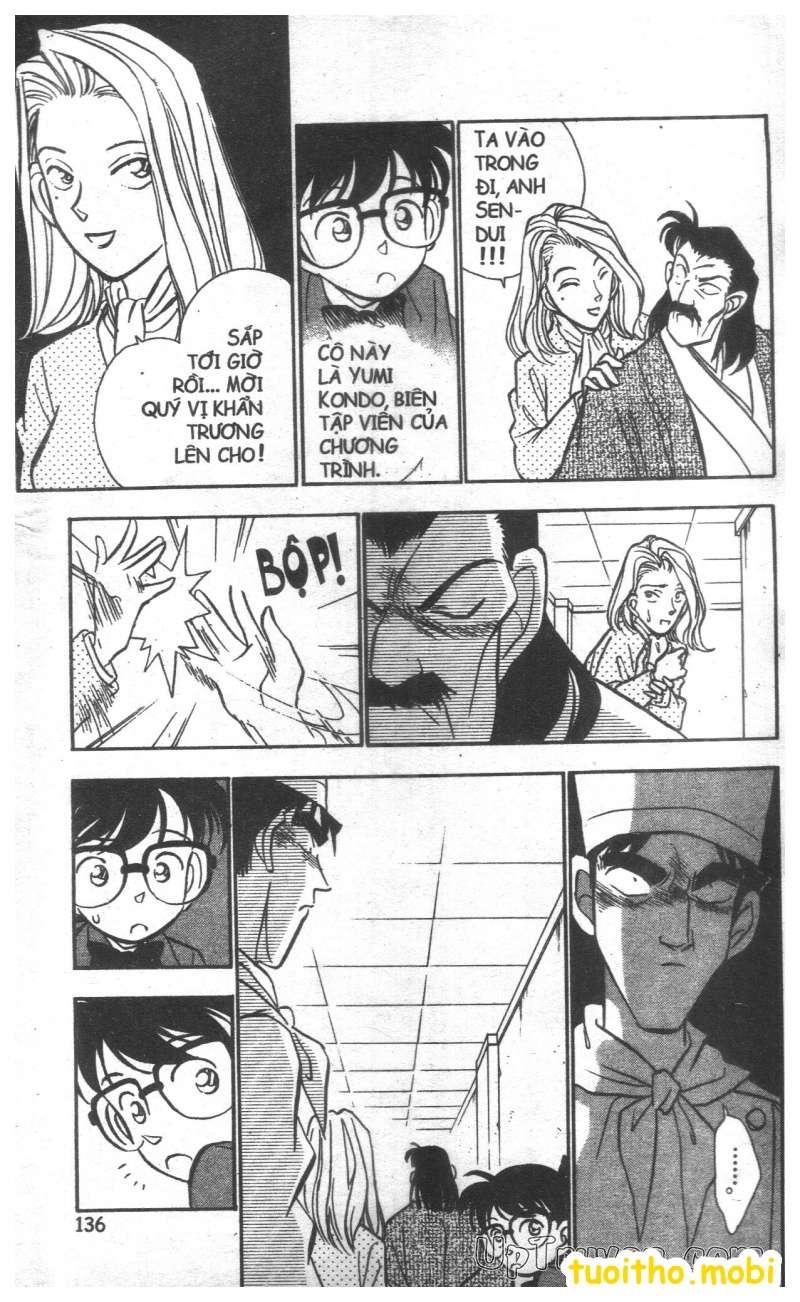 đọc truyện Conan bộ đặc biệt chap 25 trang 3