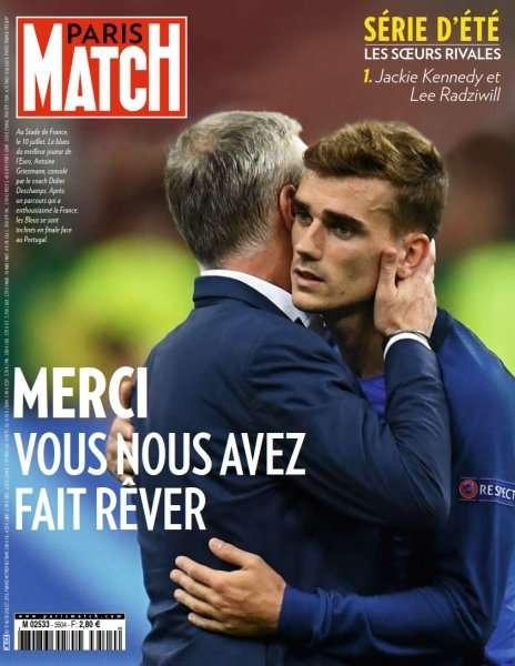 Paris Match 3504 - 13 au 20 Juillet 2016