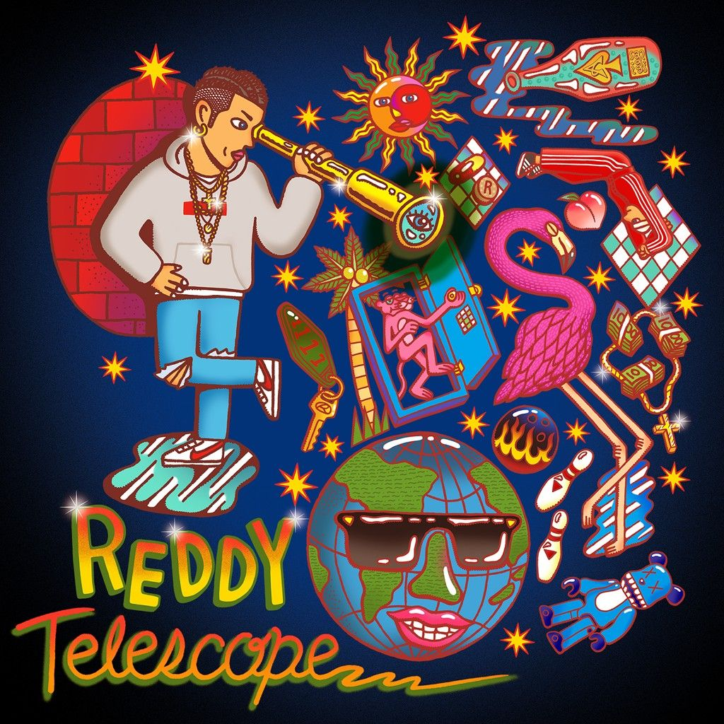 [Album] Reddy – Telescope (MP3)