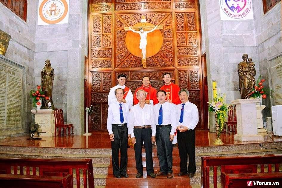 Giáo xứ Vĩnh Hòa: Mừng bổn mạng Ban Truyền thông