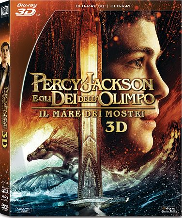 Percy Jackson e gli Dei dell'Olimpo - Il Mare dei Mostri (2013) MKV 3D Half SBS 1080 DTS ITA ENG + AC3 Sub - DDN