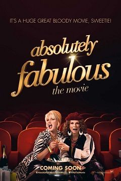 Absolutely Fabulous: The Movie - 2016 Türkçe Dublaj MKV indir
