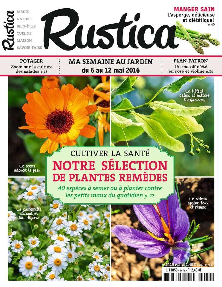 Rustica - 6 au 12 Mai 2016