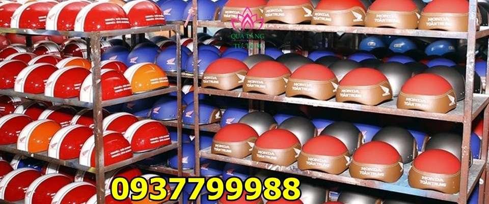 Cơ sở sản xuất nón bảo hiểm giá rẻ, xưởng sản xuất mũ bảo hiểm giá rẻ,