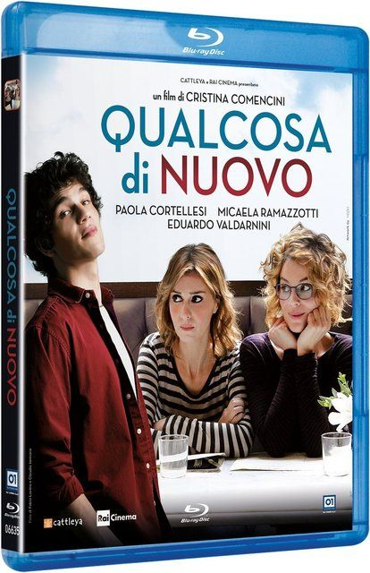 Qualcosa di nuovo (2016) .mkv Bluray Untouched 1080p DTS HD MA AC3 iTA AVC - DDN