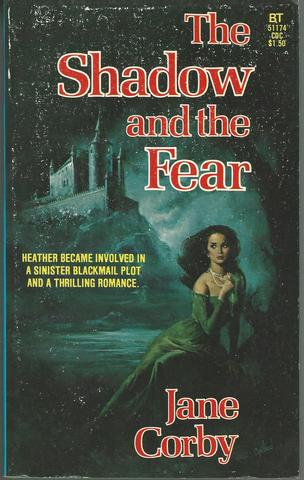 The Shadow and The Fear, Corby, Jane