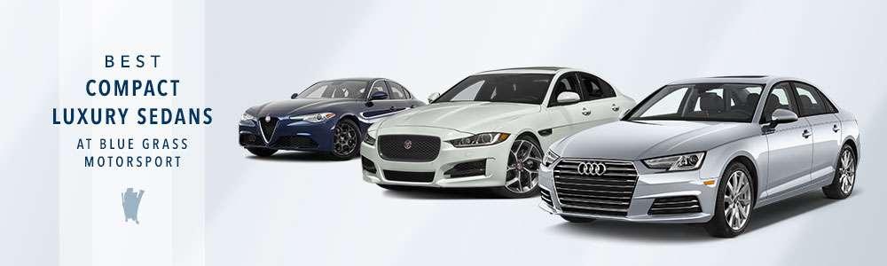 Best Compact Luxury Sedans