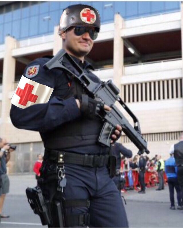 La Policia estudia crear Unidades Sanitarias
