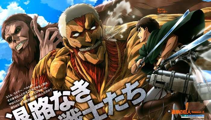 Reshares Temporada de Anime Primavera 2017