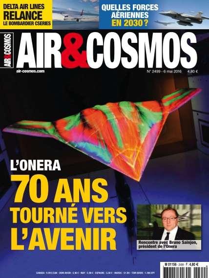 Air & Cosmos - 6 au 12 Mai 2016
