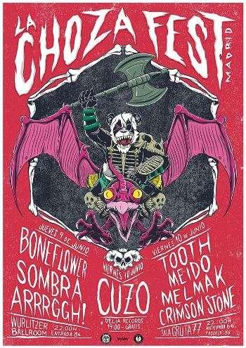 La Choza Fest - cartel