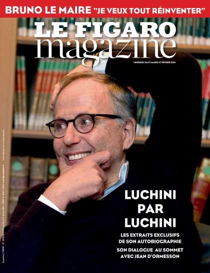Le Figaro Magazine - 26 Février 2016