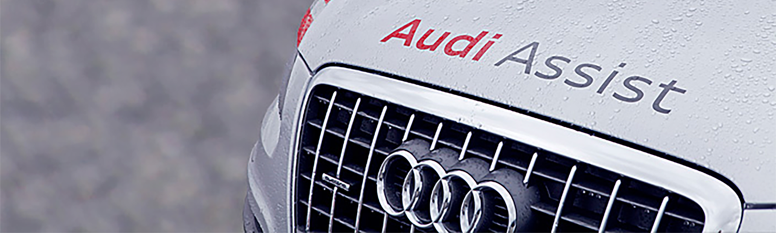 Audi Assist Roadside Assistance