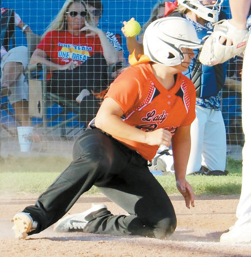 HS Softball Spotlight: Jacie Scott