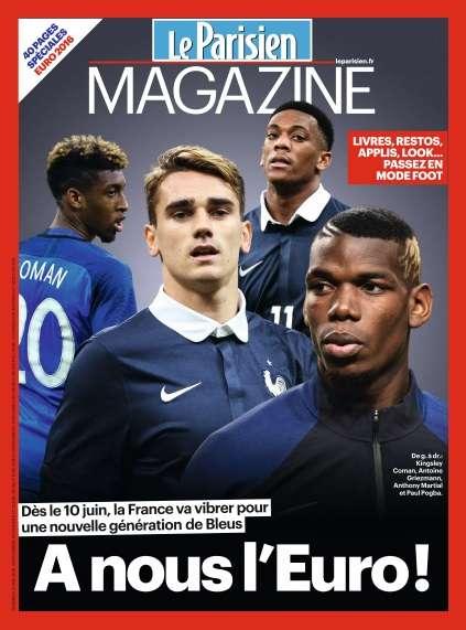 Le Parisien Magazine - 27 Mai 2016