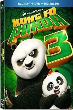 Kung Fu Panda 3 - 2016 BluRay (720p - 1080p) DuaL MKV indir