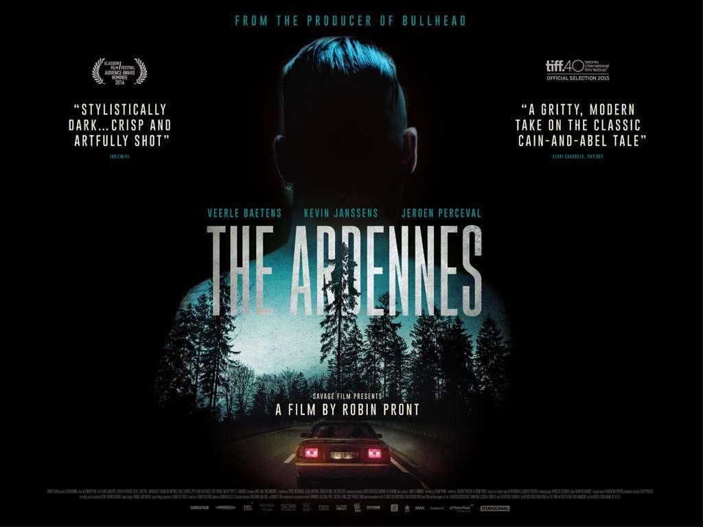 Αρδέννες (D' Ardennen) Movie