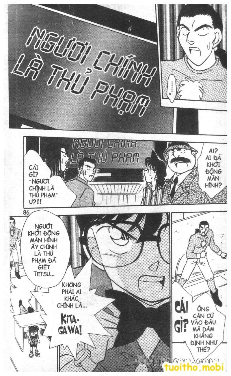 đọc truyện Conan bộ đặc biệt chap 22 trang 9