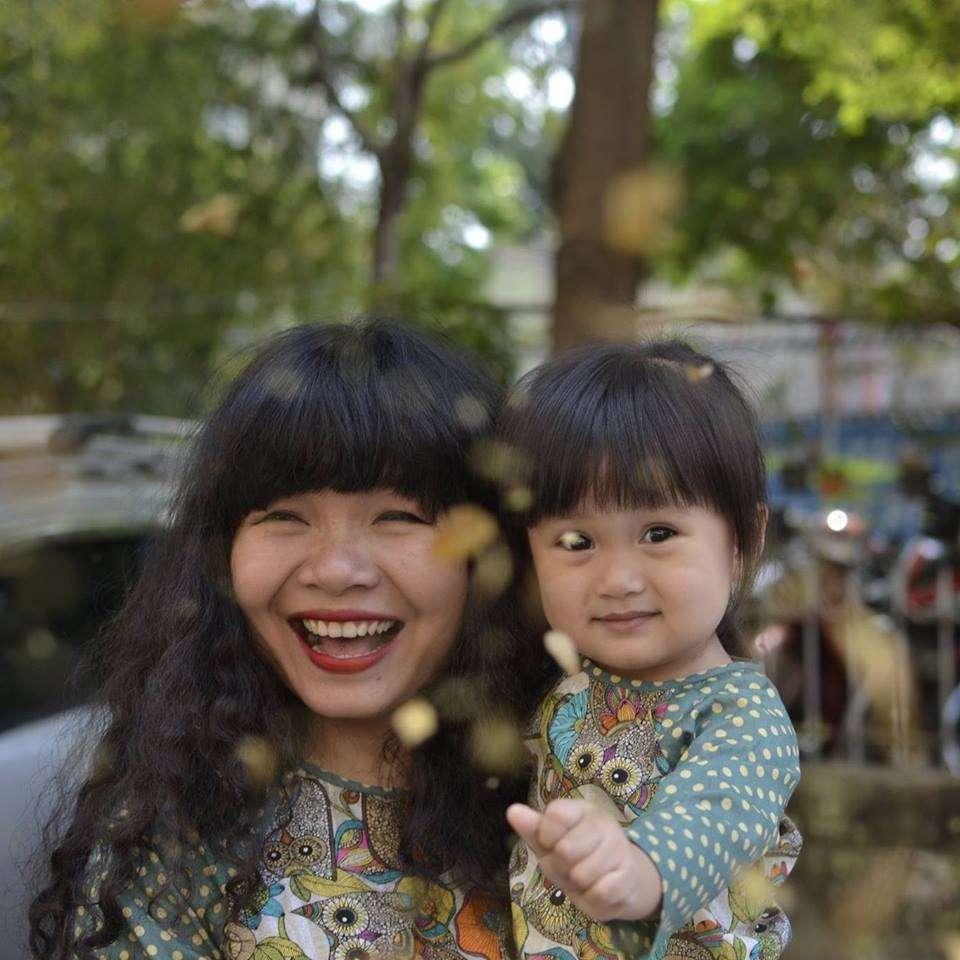 Mẹ đơn thân nổi tiếng Nguyễn Thị Huệ Hữu