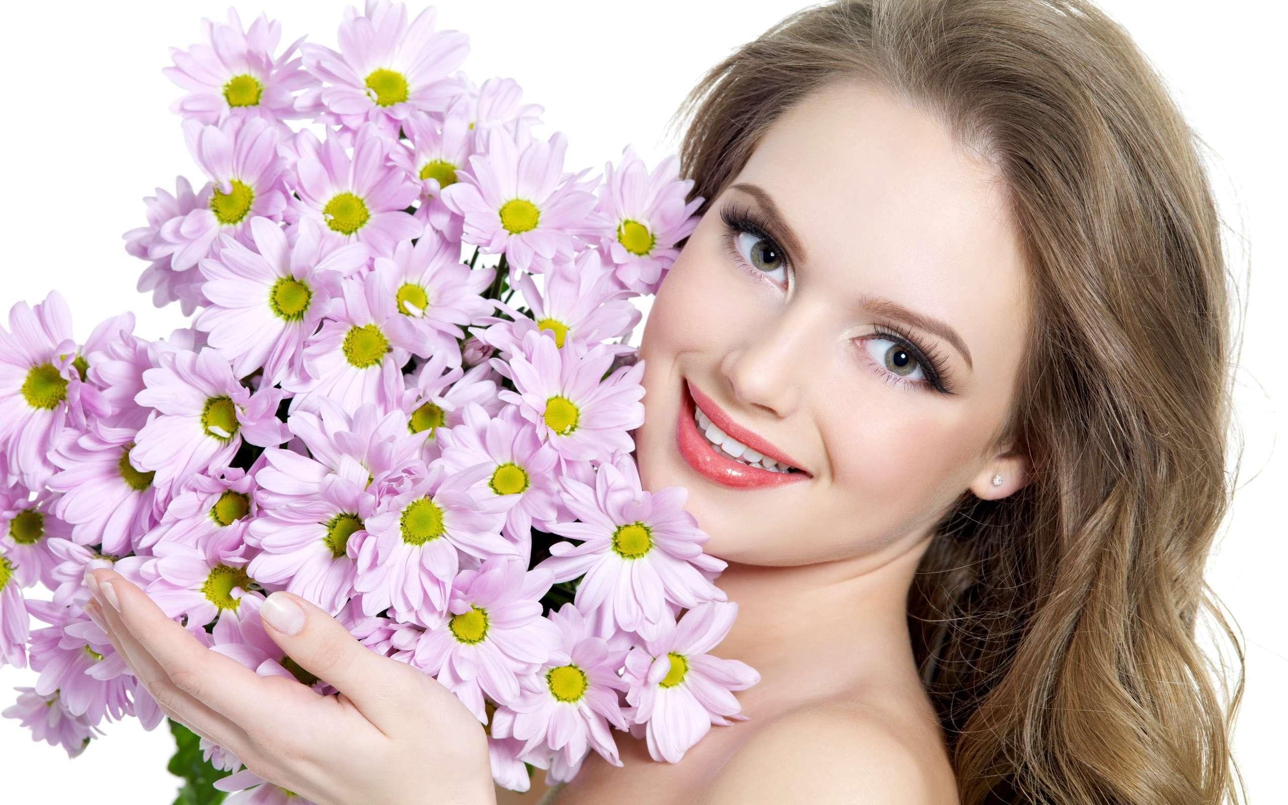 Bí quyết làm đẹp bằng hoa cúc từ hoa cúc