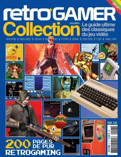 Retro Gamer Collection - Volume 6 2016