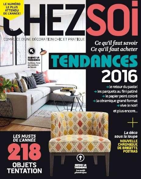 Chez Soi - Janvier-Fevrier 2016