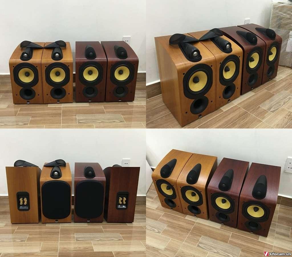 NGUYỄN PHÚC 1966: shop AUDIO Loa Amp. CD - 8